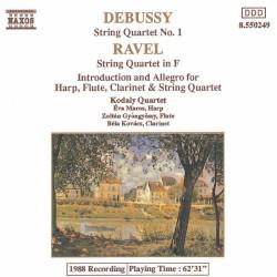 Kodaly Quartet - III. Très lent
