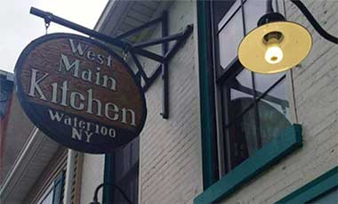 Out & About at West Main Kitchen in Waterloo