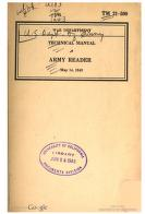 Cover of: Army Reader