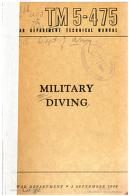 Cover of: Military Diving